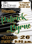 Piano, Patrick Byrne, wine bar, Bin 111