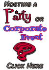 Hosting a Party of Corporate Event?