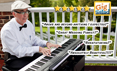 Patrick Byrne Piano ~ Photo courtesy of John Hainstock Photography.